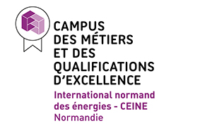Logo du campus excellence CEINE - Normandie